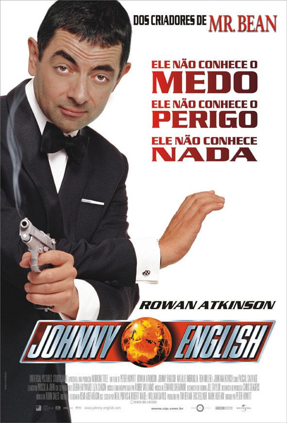 Download Johnny English Dublado | Baixa Logo Filmes