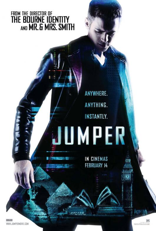 Music from jumper movie