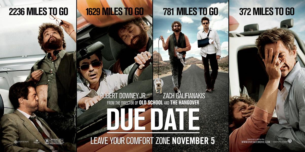 due date movie norway date