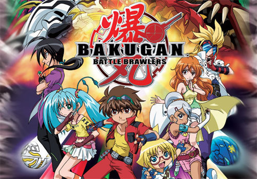 Image Result For Bakugan Battle Brawlers
