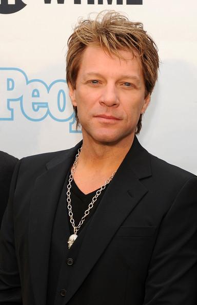 Jon Bon Jovi e Seth Me...