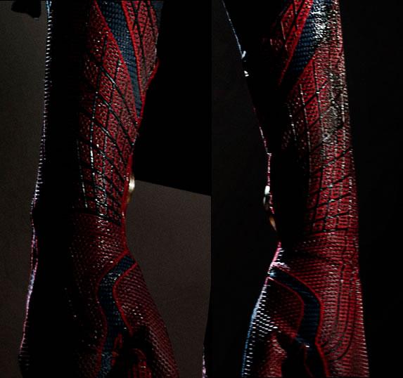 (Atualizado) Primeira imagem de Andrew Garfield com o novo uniforme do Homem-Aranha