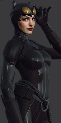 Site revela detalhes da roupa da Mulher-Gato em Batman 3