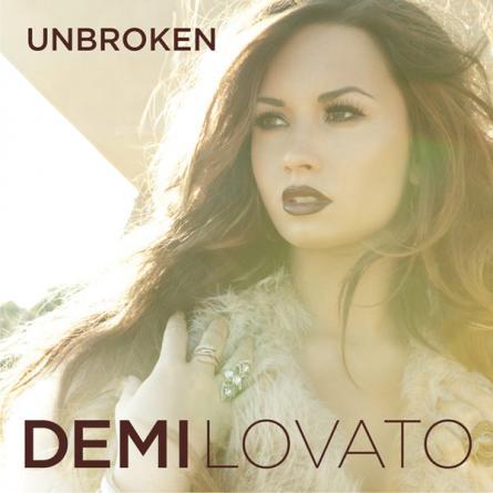 Demi Lovato Album Cover on Demi Lovato Album Cover 445x445