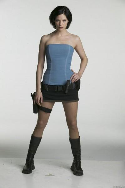 Sienna Guillory Confirmada Em Resident Evil 5