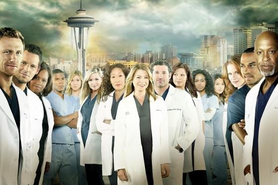 grey's anatomy season 10 cast photo