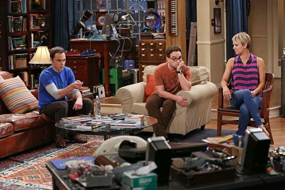 The Big Bang Theory - Episode 8.01 - The Locomotion Interruption - Promotional Photo