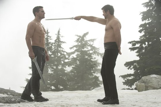 arrow-the-climb-stephen-amell-and-matt-nable