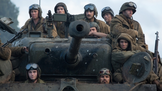 "stills from film ""Fury"""