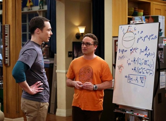 The Big Bang Theory - Episode 8.14 - The Troll Manifestation - Promotional Photos